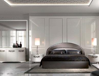 Итальянская спальня Saraya фабрики ELLEDUE Композиция 03