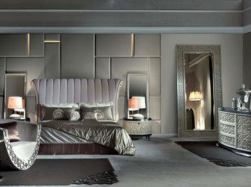 Итальянская спальня Saraya фабрики ELLEDUE Композиция 05