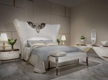 Итальянская спальня Saraya фабрики ELLEDUE Композиция 06
