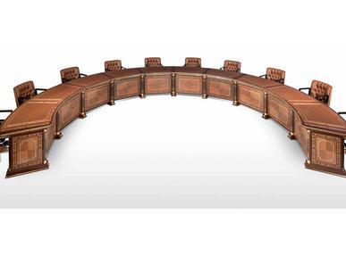 Итальянская мебель для конференц-залов Almaty Meeting фабрики ELLEDUE
