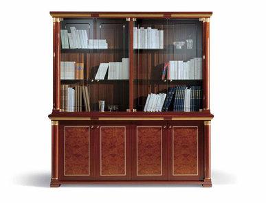 Итальянский книжный шкаф Ascot фабрики ELLEDUE