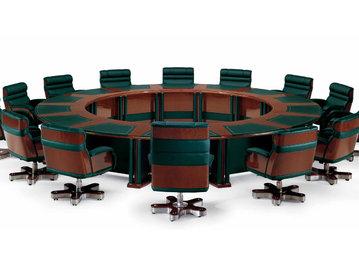Итальянская мебель для конференц-залов Forum Plus фабрики ELLEDUE
