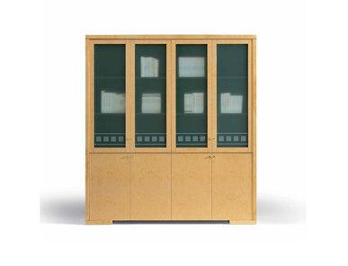 Итальянский книжный шкаф Hekla фабрики ELLEDUE