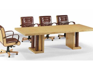 Итальянский стол для совещаний Hekla фабрики ELLEDUE