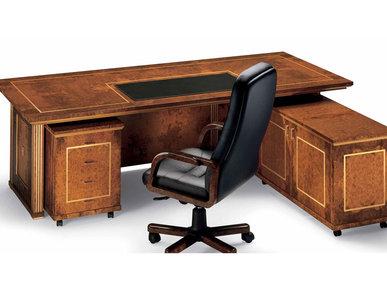 Итальянский письменный стол Horus фабрики ELLEDUE