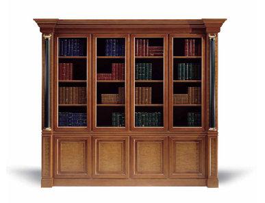Итальянский книжный шкаф Kingdom фабрики ELLEDUE