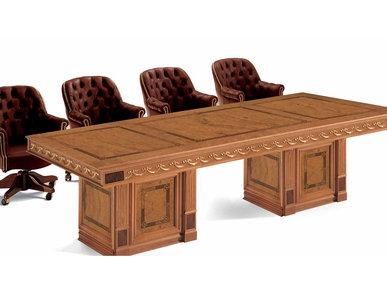 Итальянский стол для совещаний Leonardo фабрики ELLEDUE