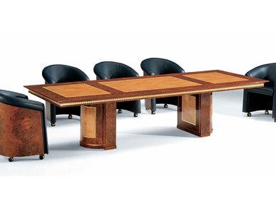 Итальянский стол для совещаний Myron фабрики ELLEDUE