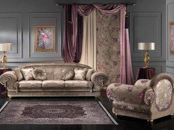 Итальянская мягкая мебель Palais Royal New фабрики BEDDING