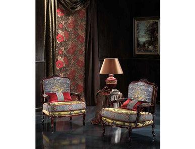 Итальянское кресло Limoge фабрики BEDDING