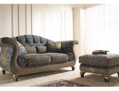 Итальянская мягкая мебель Krug фабрики BEDDING