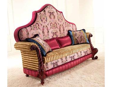 Итальянская мягкая мебель Diamond LifeStyle фабрики BEDDING