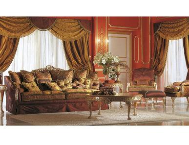 Итальянская мягкая мебель Ritz фабрики JUMBO COLLECTION