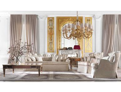 Итальянская мягкая мебель La Grande Dame LGD-43 фабрики JUMBO COLLECTION