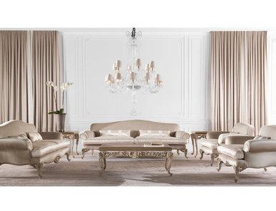 Итальянская мягкая мебель La Grande Dame LGD-73 фабрики JUMBO COLLECTION