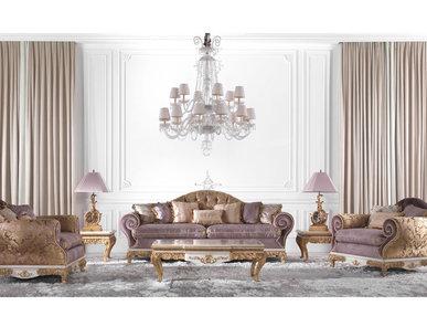 Итальянская мягкая мебель Scarlett SCA-43 фабрики JUMBO COLLECTION