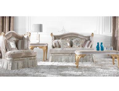 Итальянская мягкая мебель Scarlett SCA-52 фабрики JUMBO COLLECTION