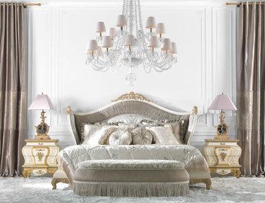 Итальянская спальня Scarlett фабрики JUMBO COLLECTION
