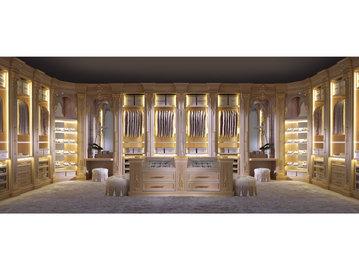 Итальянская гардеробная Elegance фабрики JUMBO COLLECTION