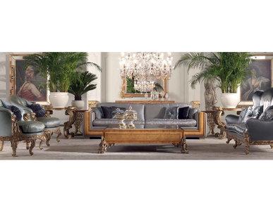 Итальянская мягкая мебель Hermes фабрики JUMBO COLLECTION