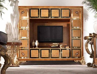 Итальянская мебель для ТВ Hermes фабрики JUMBO COLLECTION