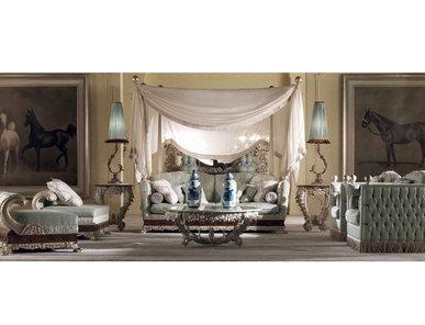 Итальянская мягкая мебель Regency фабрики JUMBO COLLECTION