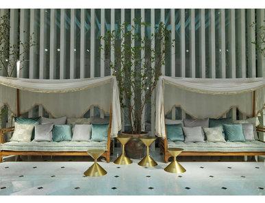 Итальянская мягкая мебель Zefiro фабрики JUMBO COLLECTION