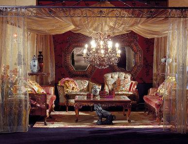 Итальянская мягкая мебель Diva фабрики JUMBO COLLECTION