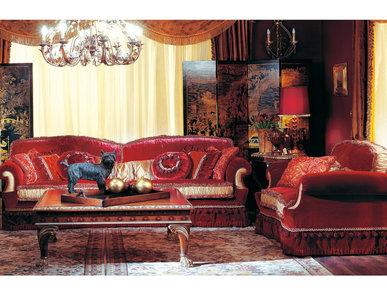 Итальянская мягкая мебель Plaza фабрики JUMBO COLLECTION
