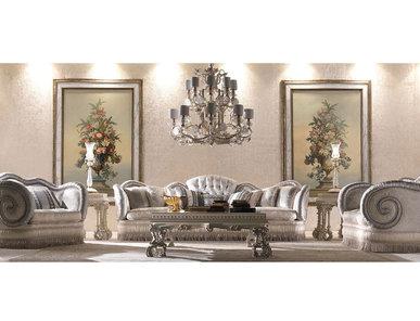 Итальянская мягкая мебель Villa Serbelloni фабрики JUMBO COLLECTION