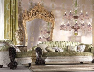 Итальянская мягкая мебель Orleans ORL-43 фабрики JUMBO COLLECTION