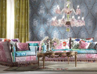 Итальянская мягкая мебель Elton фабрики JUMBO COLLECTION
