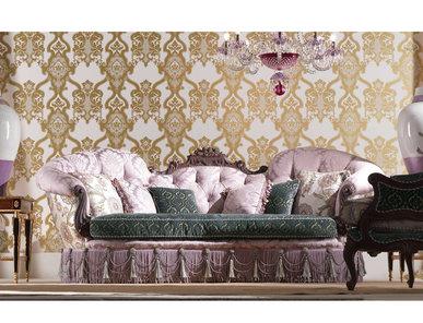 Итальянская мягкая мебель Regency REG-73b фабрики JUMBO COLLECTION