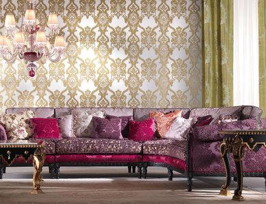 Итальянская мягкая мебель Ramona фабрики JUMBO COLLECTION