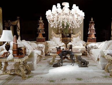 Итальянская мягкая мебель Lace LAC-43 фабрики JUMBO COLLECTION