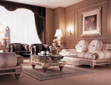 Итальянская мягкая мебель Villa d'Este фабрики JUMBO COLLECTION