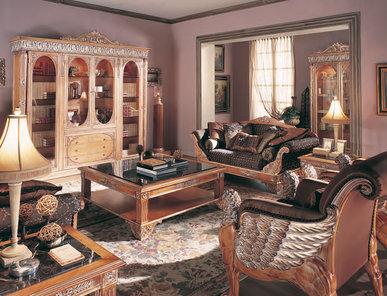 Итальянская мягкая мебель Four Seasons фабрики JUMBO COLLECTION