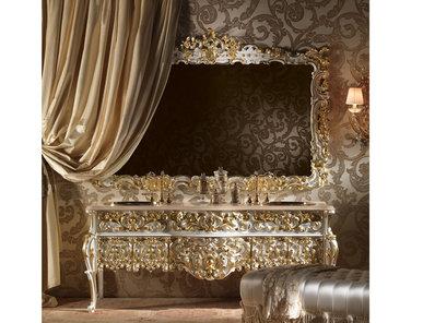 Итальянская мебель для ванной Bovary I фабрики JUMBO COLLECTION