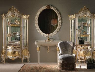 Итальянская мебель для ванной Bovary II фабрики JUMBO COLLECTION