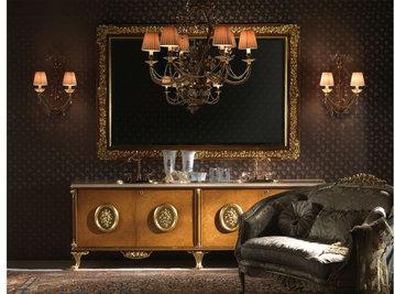 Итальянская мебель для ванной Canova фабрики JUMBO COLLECTION