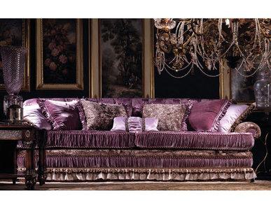 Итальянская мягкая мебель Fabienne фабрики JUMBO COLLECTION