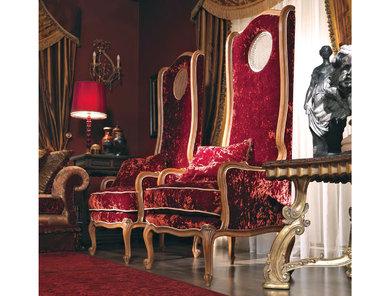 Итальянская мягкая мебель Eiffel EIF-51b фабрики JUMBO COLLECTION
