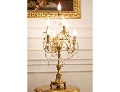 Итальянская настольная лампа 939/P фабрики ANDREA FANFANI