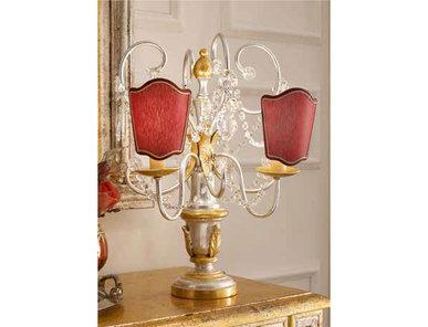 Итальянская настольная лампа 948 фабрики ANDREA FANFANI