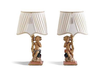 Итальянская настольная лампа 1659/P фабрики SILVANO GRIFONI