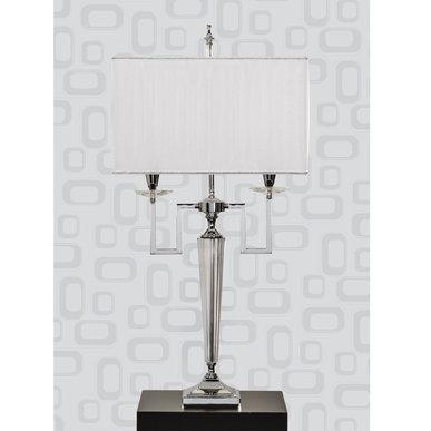 Итальянская настольная лампа Madreperla Cristallo NCL 290 фабрики JAGO