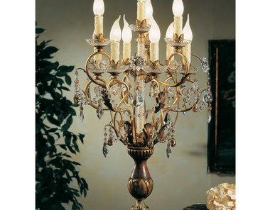 Итальянская настольная лампа IM 044/N фабрики GALLO