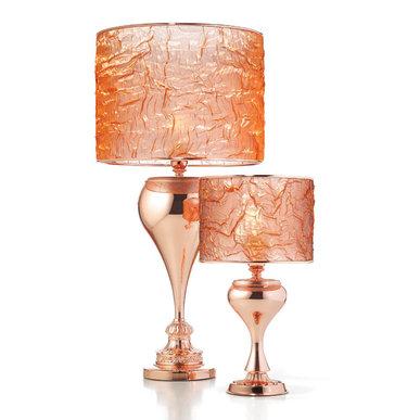 Итальянская настольная лампа 1912/G Aqua Marina фабрики IL PARALUME MARINA