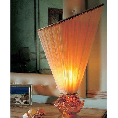 Итальянская настольная лампа 1139 Ambra фабрики IL PARALUME MARINA