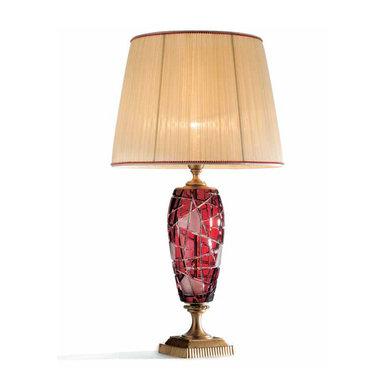 Итальянская настольная лампа 1251/G фабрики IL PARALUME MARINA